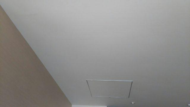 工事前の天井