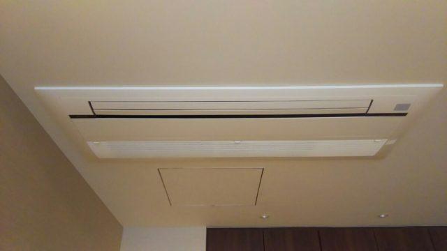 ダイキン製 天井埋込1方向 S28RCV